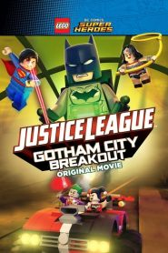 LEGO DC Comics Super Heroes: Justice League – Gotham City Breakout (2016)