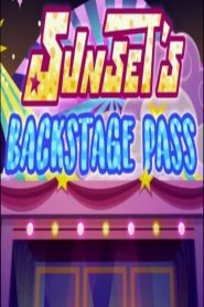 My Little Pony: Equestria Girls – Sunset's Backstage Pass (2019)